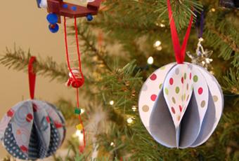 Bożonarodzeniowe Ozdoby Zrób To Sam